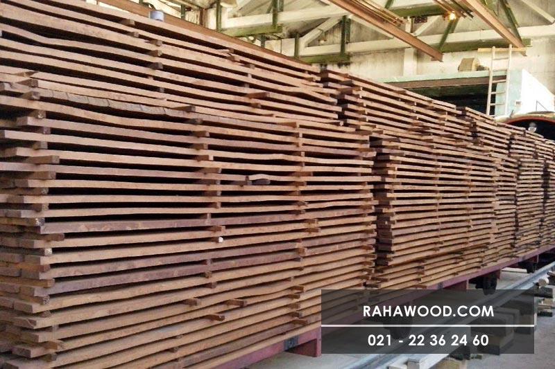 روش برش چوب ترمووود