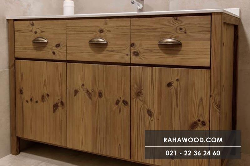 تولید چوب نمای ترموود فنلاندی