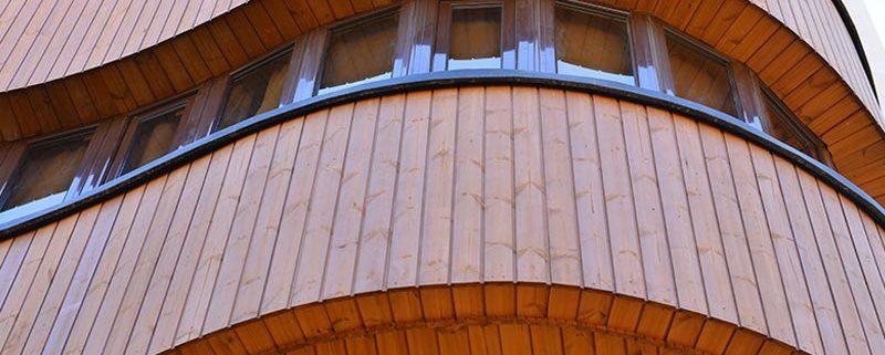 چوب نما ترموود فنلاند