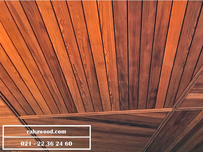 تفاوت چوب ترموود ایرانی با فنلاند