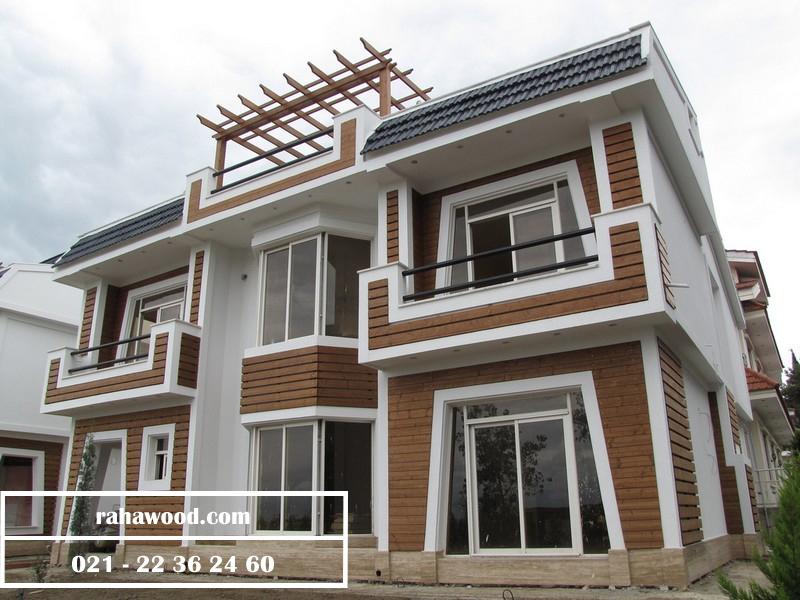 فرایند مقاوم ترین چوب ترموود در ساختمان سازی