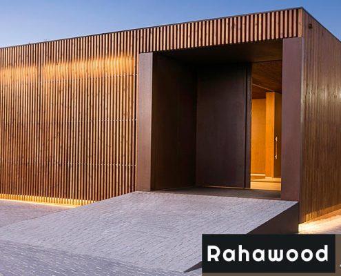 مقاوم ترین چوب ترمووود در ساختمان سازی
