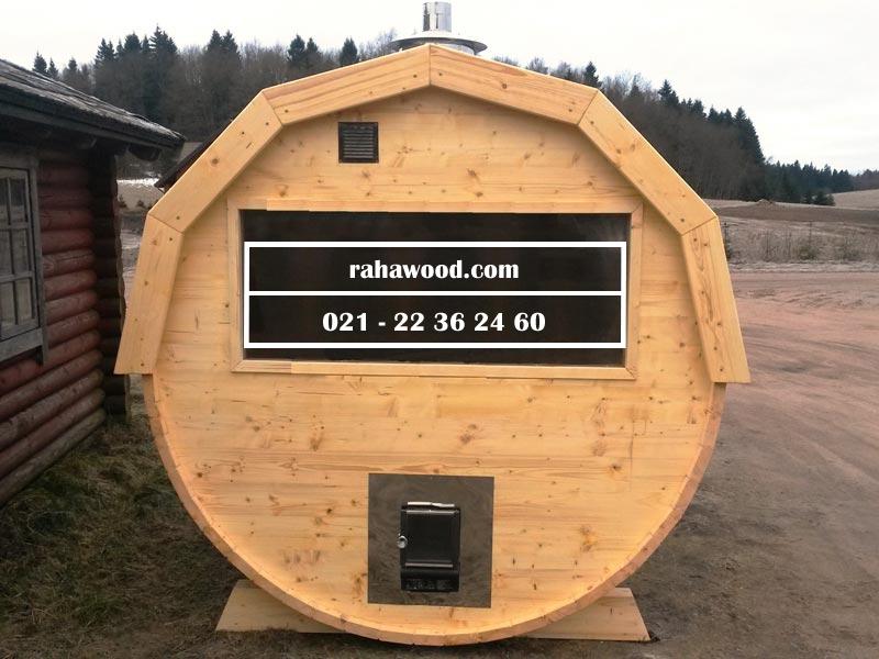 چگالی مقاوم ترین چوب ترمووود در ساحتمان