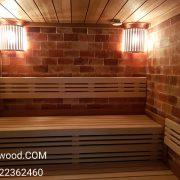 انواع جنس ورق های نمای چوبی ساختمان